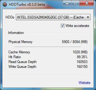 HDDTurbo Resimler